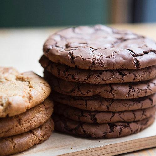 Dozen Chocolate Chunk Brownies
