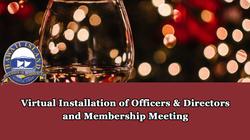 HICC 2021 Installation & General Membership Meeting