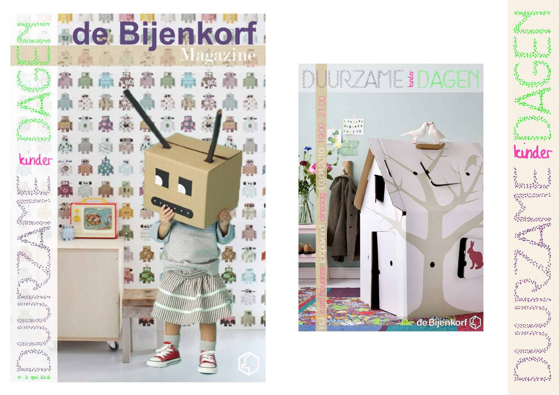 Bijenkorf Magazine - Duurzame dagen