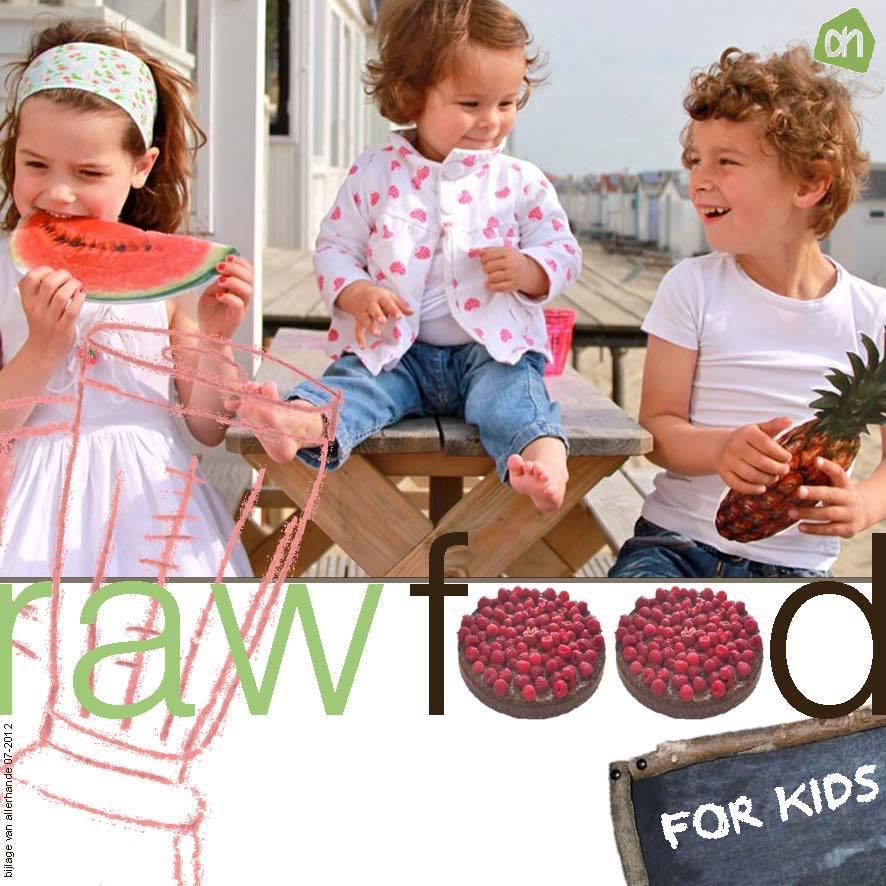 Aller Hande Raw Food for Kids
