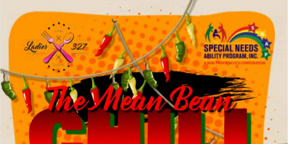 Be a Challenger - Mean Bean Chili Cookoff