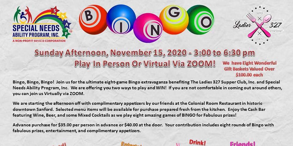 Bingo with SNAP!