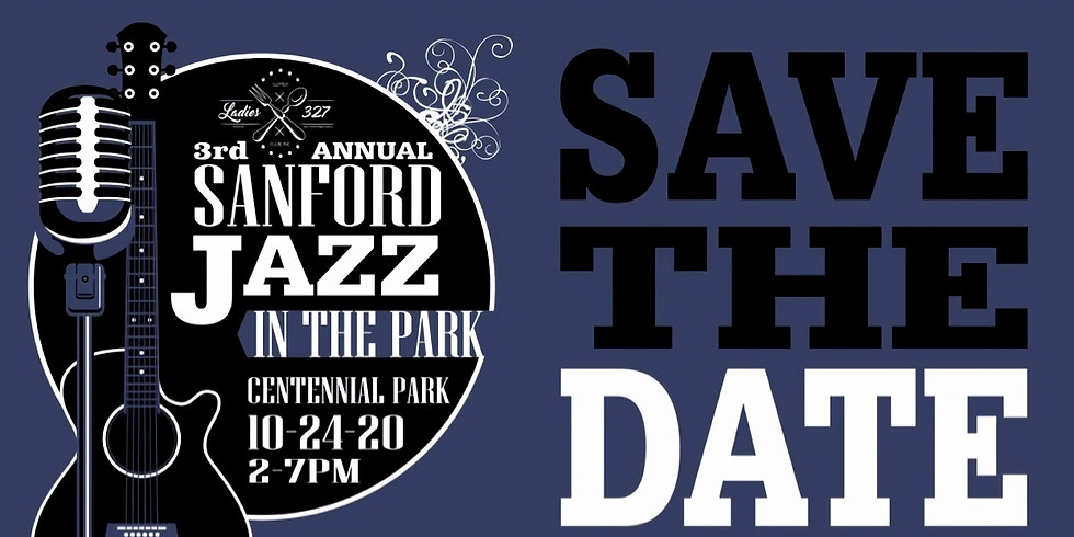 Sanford Jazz in the Park - Become a Sponsor