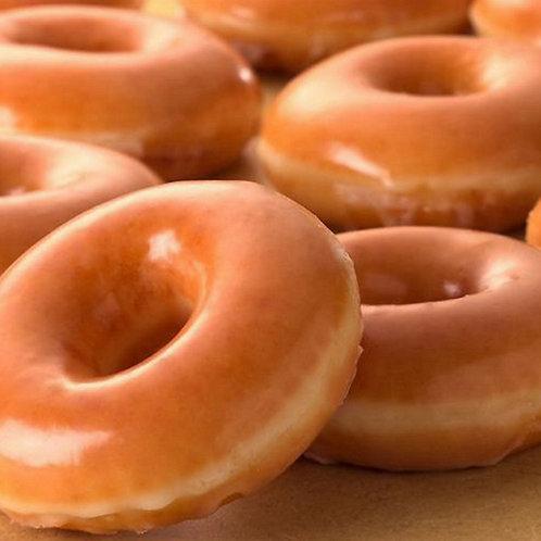 30ml Glazed Donut eliquid (Flavour & Shot Kit)