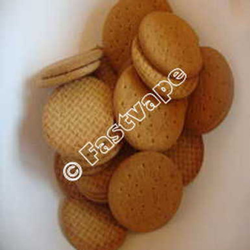 30ml Digestive Biscuit e-liquid (Flavour & Shot Kit)