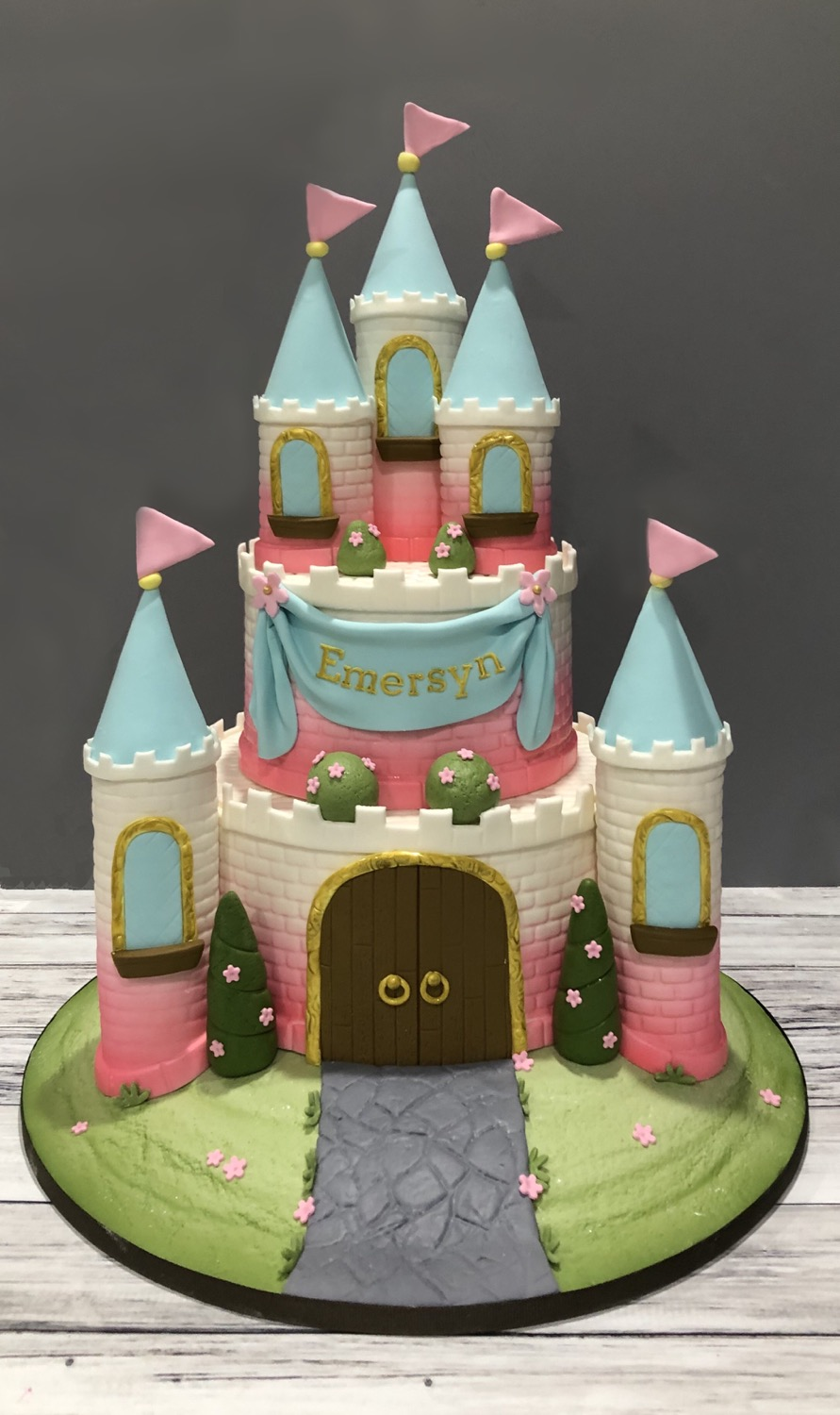 Pretty Princess Castle