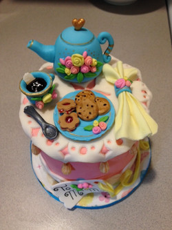 Mothers Day Tea cake