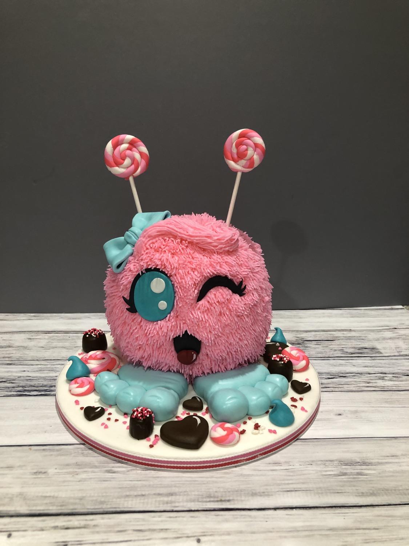 Love Bug Cake