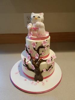 Cherry Blossom Hello Kitty