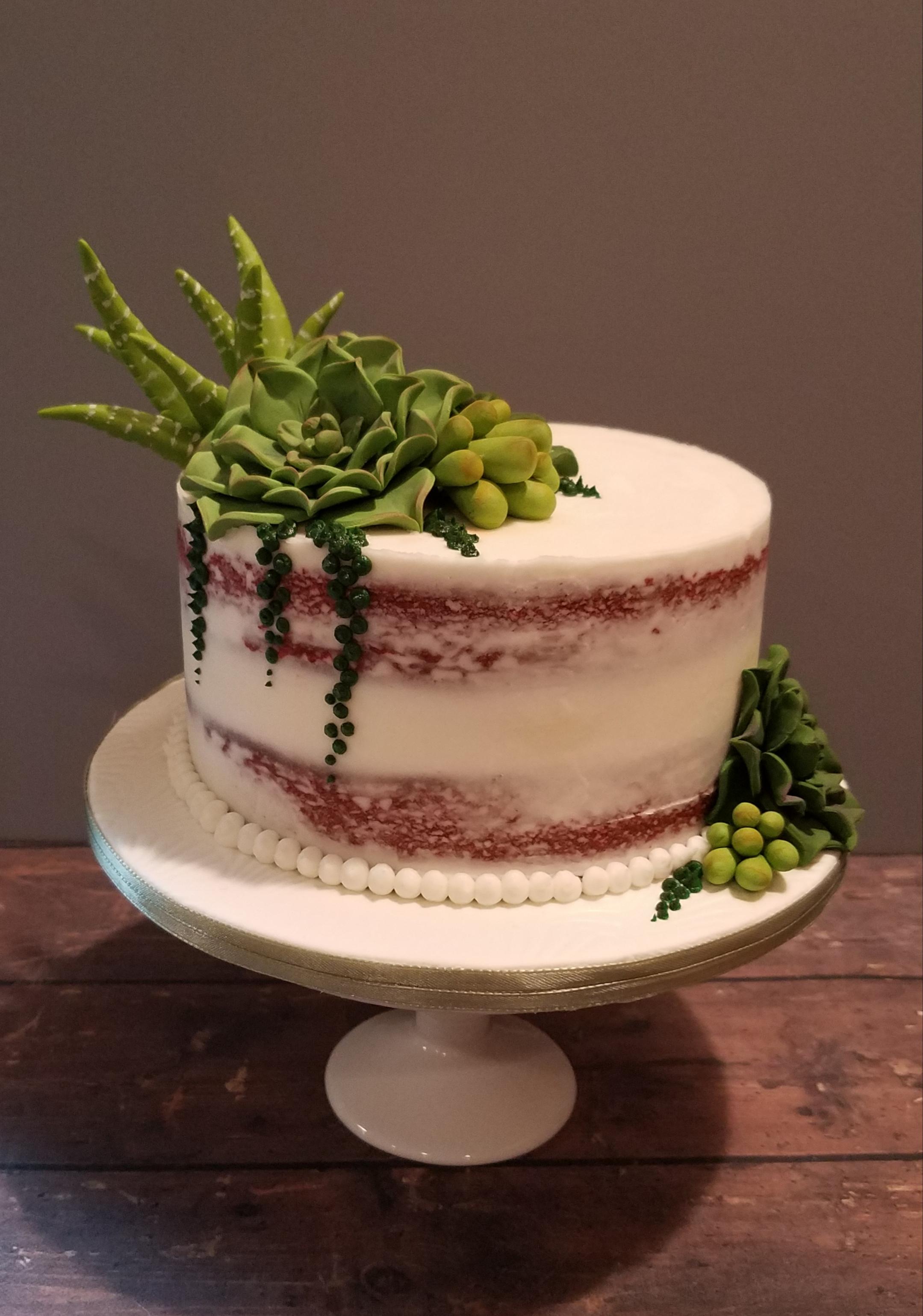 Ceremony Cutting Cake