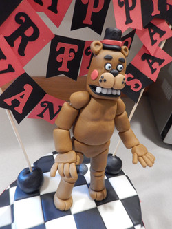 Freddy Faz Bear