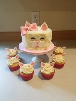 Puuuuuuurrr kitty cake
