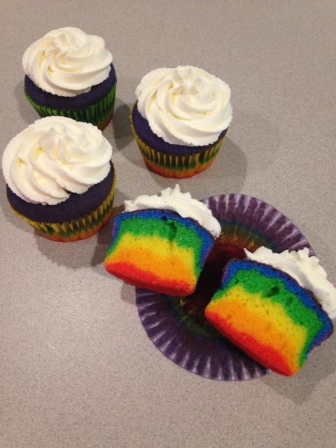 Rainbow's and Cream