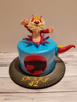 ThunderCats Snarf cake