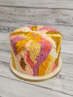 Shag Rug Smash Cake