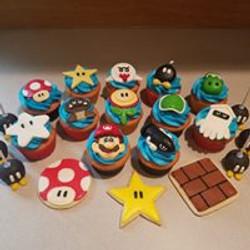 Mario and the gang