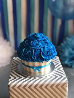 A simple cupcake smash