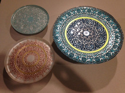 Moroccan Glass Stands