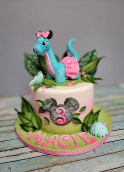 Dino-Minnie!