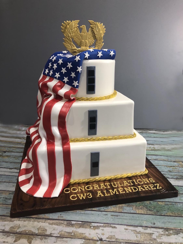 Promotion Cake