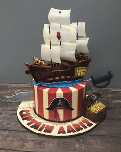 Ship Ahoy Me Mates!