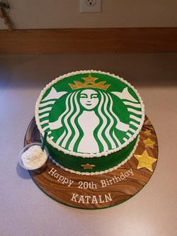 Starbucks inspired