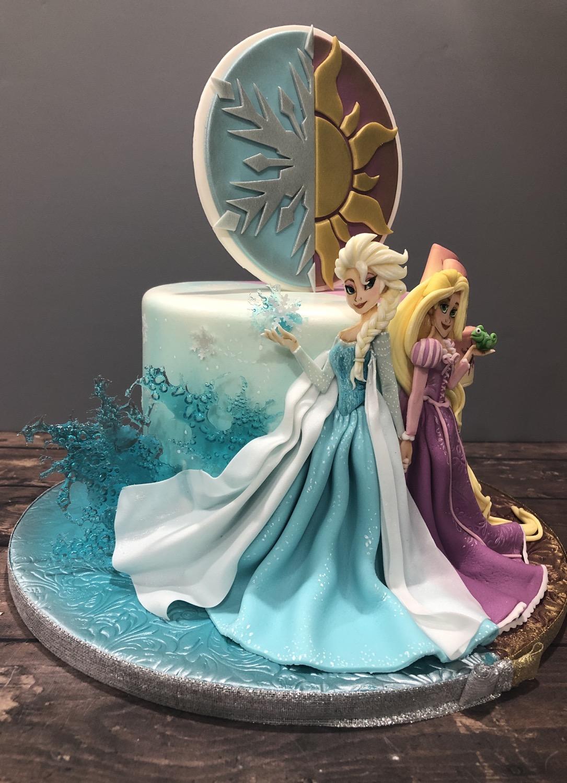 Elsa Side View