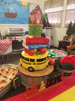 Teacher Inspired cake