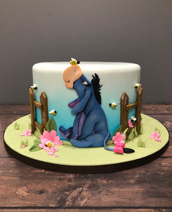 Eeyore and the Bees