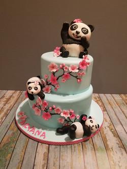 Pretty Panda's