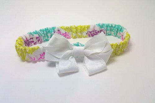 Mardi Gras Luxe Elastic Headband