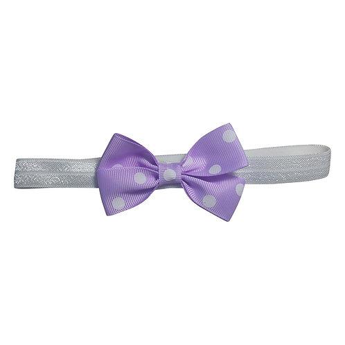 Purple Passion Elastic Headband