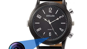 Best Spy Watches - Chose the best Camera Watches