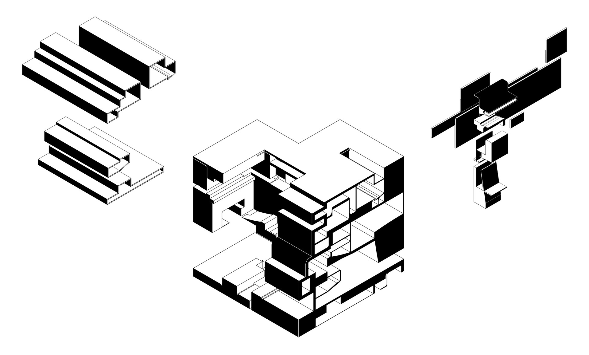 Surfaces + Volumes + Lines