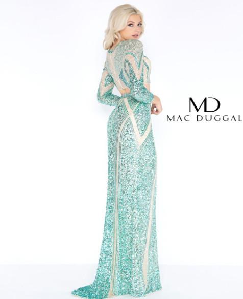 Mac Duggal 4660A   Free Prom Dresses in San Diego, California