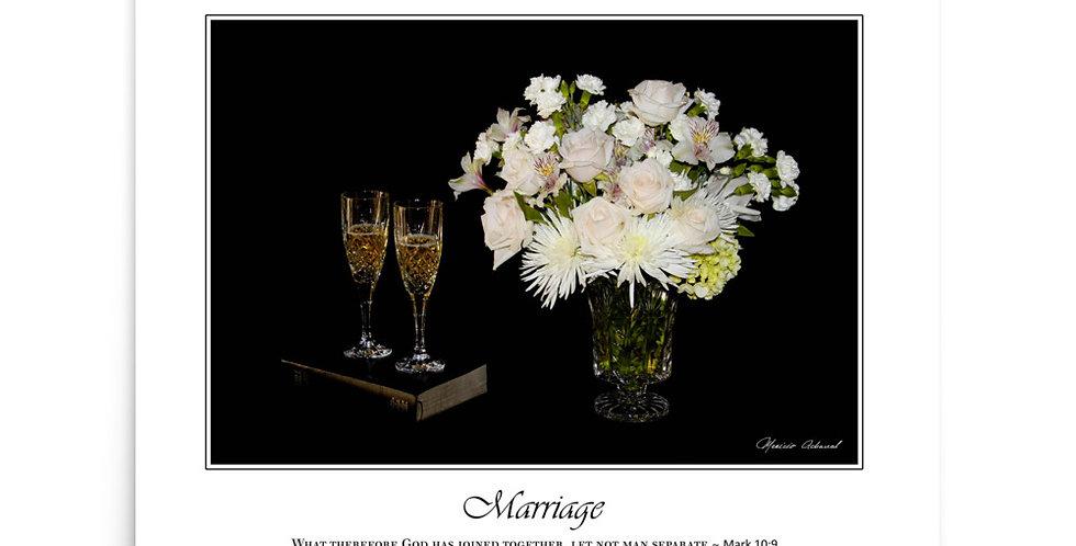 Marriage - Premium Poster