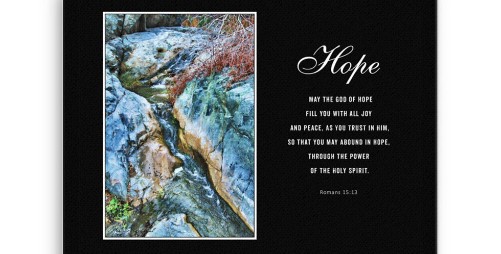 Hope - Premium Canvas
