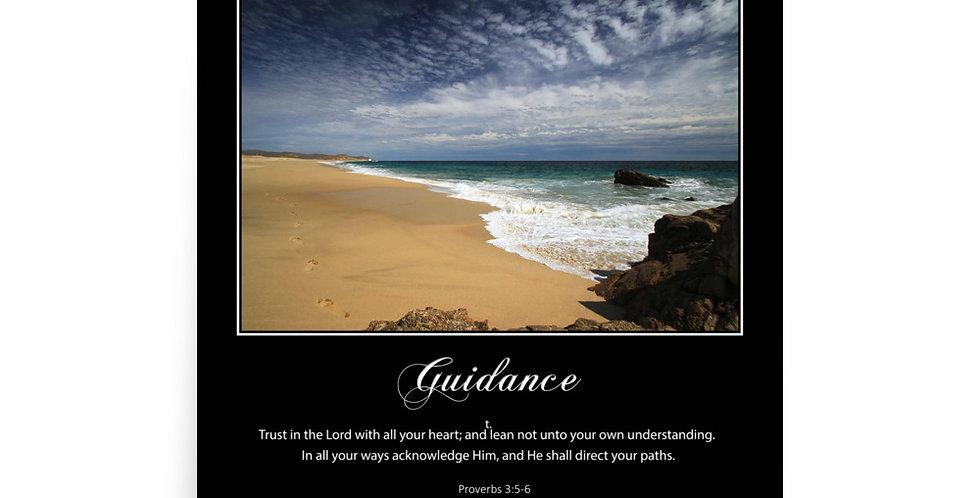 Guidance - Premium Poster