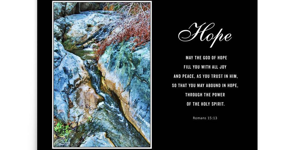 Hope - Premium Poster