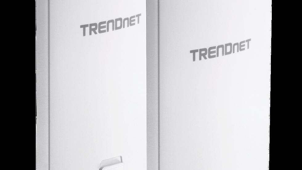 TRENDnet 14 dBi WiFi AC867 Outdoor PoE Preconfigured Point-to-Point Bridge Kit