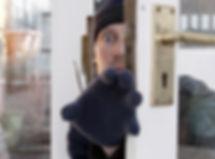 Burglary Intrusion Alarm