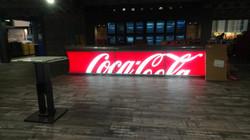 CocaCola Theke