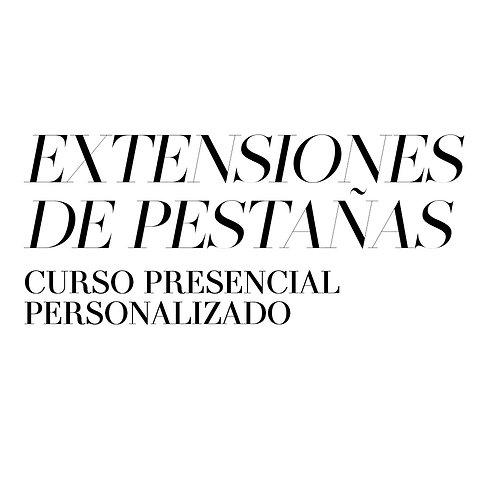 CURSO EXTENSIONES DE PESTAÑAS