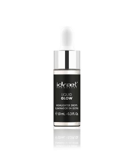 Idraet - LIQUID GLOW DROPPER -  Tono LG100 Sunlight 10 grs