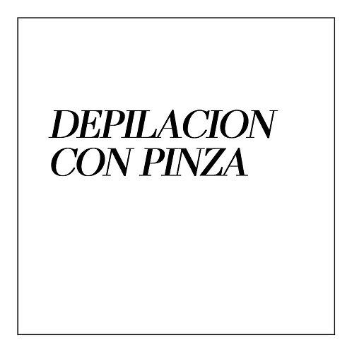Depilación con Pinza