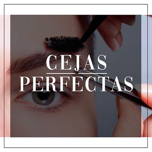 CURSO DE CEJAS PERFECTAS, DISEÑ0 & PERFILADO