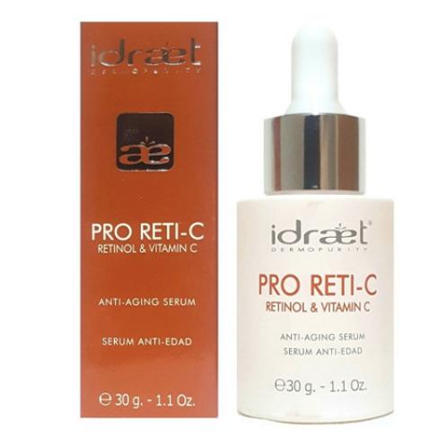 Idraet - PRO RETI-C - Serum de Retinol & Vitamina C 30 gr