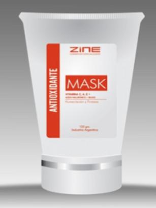 Mascara Antioxidante Mask x120gr