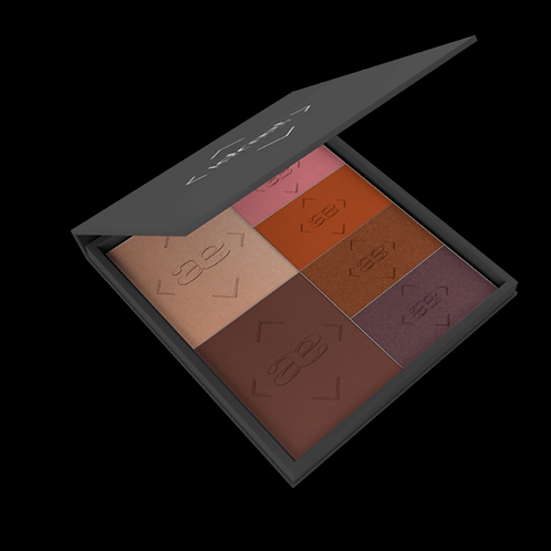 OBSESSION FACE PALETTE (L)