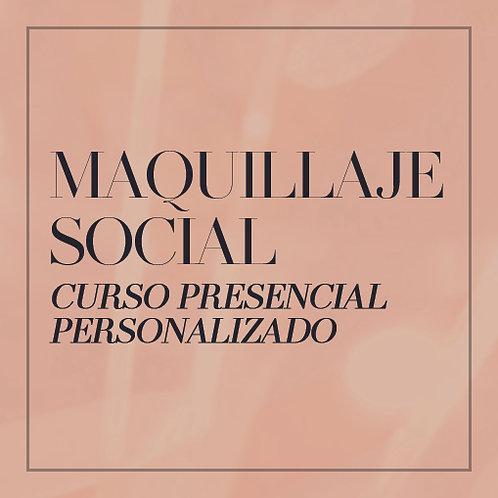 CURSO MAQUILLAJE SOCIAL